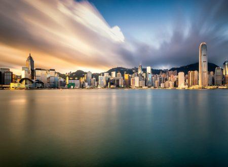 SPAZZATA VIA QUELL'IDEA DI HONG KONG