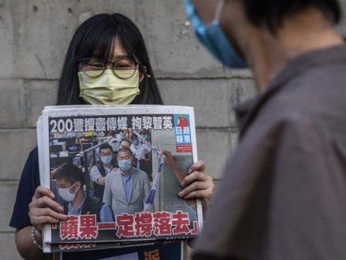 CE L'HANNO FATTA: ZITTITA LA VOCE LIBERA DI HONG KONG