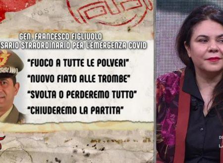 POVERA GIOIA, FIGLIUOLO LE METTE PAURA