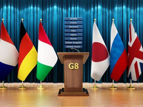 GIULIANI E IL G8, LA SOLITA STORIA (DEFORMATA)