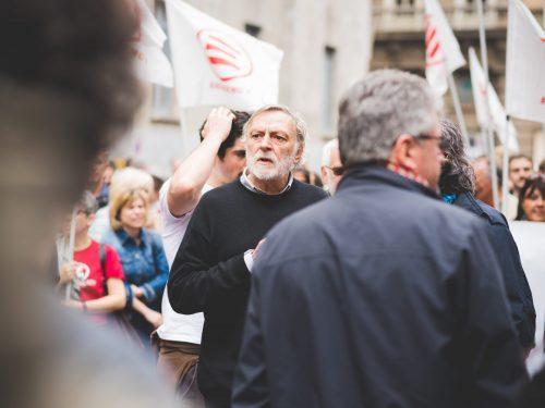 GINO STRADA: NON SERVE BEATIFICARLO, BASTA COM'ERA
